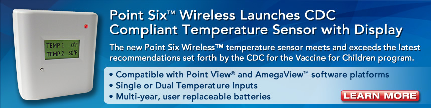 CDC-Compliant-Temperature-Sensor