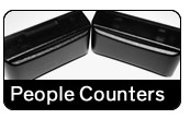 wireless people counters for retail